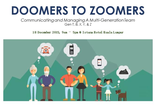 Doomers to Zoomers